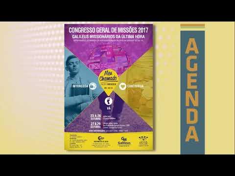 Congresso Geral de Missões Galileus Missionários 2