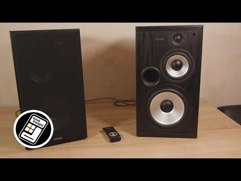 Обзор Edifier R2700 (видео)