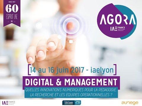 60e anniversaire du Réseau IAE FRANCE : l'iaelyon accueille l'Agora IAE FRANCE 2017
