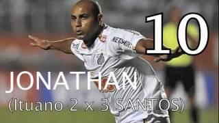 Vídeo que eu fiz dos 10 gol mais bonitos do Santos Futebol Clube no ano de 2011 (NA MINHA OPINIÃO), um ano de várias conquistas para o Peixe, mas que ...