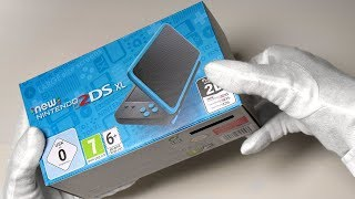 NEW NINTENDO 2DS XL & COD WORLD AT WAR Unboxing & Gameplay