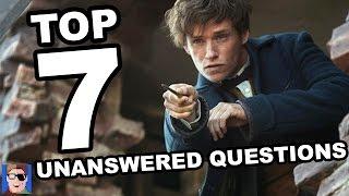 Video Top 7 Unanswered Questions From Fantastic Beasts MP3, 3GP, MP4, WEBM, AVI, FLV Juni 2018