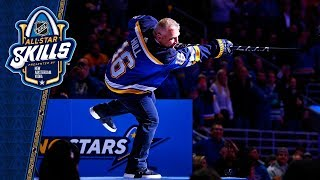 Blues legends get in on the All Star fun by NHL