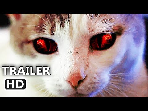 HELL'S KITTY Trailer (2018) Cat, Comedy Movie