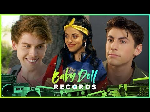 "BABY DOLL RECORDS | Baby Ariel in ""Bad Blood"" 