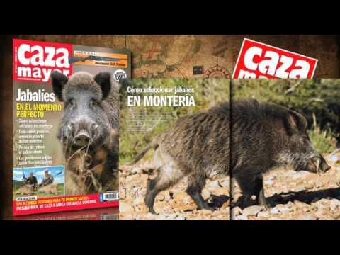 Revistas Federcaza y Caza Mayor Enero 2016