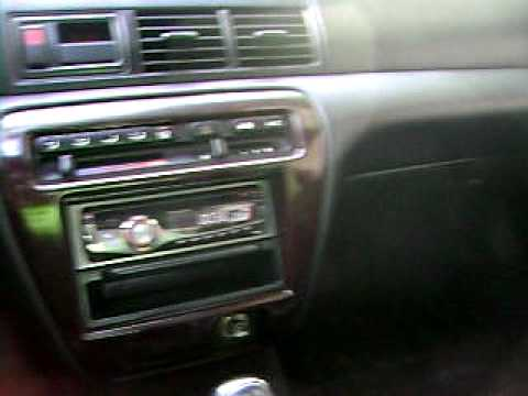 Honda prelude 1997 2.2 vtec фотка