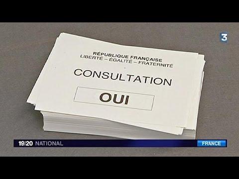 Γαλλία: «Ναι» στο δημοψήφισμα για το νέο αεροδρόμιο της Ναντ