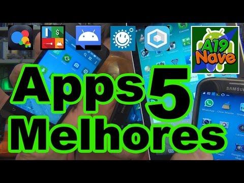 para - 076 - Os 5 melhores aplicativos para Android - #A19-112 Android - Apps - Android Não deixem de Favoritar e dar um Joinha para ajudar da divulgação! Aplicativos Android Android Apps Ganhe...