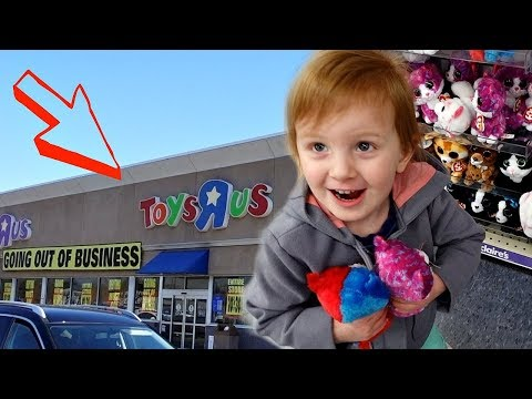 TOYS R US IS CLOSING FOREVER