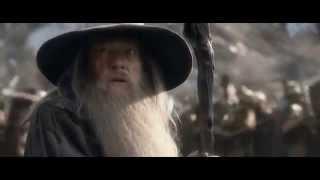 Hobbit 3 Beş Ordunun Savaşı Savaş Sahnesi