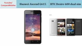 Huawei Ascend G615 to HTC Desire 600 dual sim, full differences : Ascend G615 to Desire 600 dual sim, : Quad-core, 1.4 GHz Cortex-A9, 720 x 1280 pixels, 4.5 inches, Quad-core, 1.2 GHz Cortex-A5, 540 x 960 pixels, 4.5 inches, Pixel Density, Display, Loudspeaker, HSDPA, 3G, Battery Life ... Subcribe for more