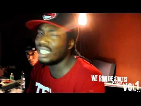 Video  Meek Millz 13 Minute Freestyle In The Studio