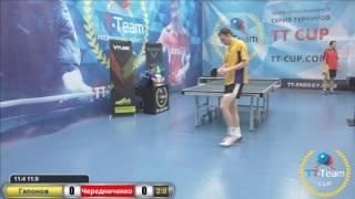 Гапонов А. vs Чередниченко А.