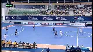 Iran Vs Australia - AFC Futsal Championship 2014 (Group Stage)