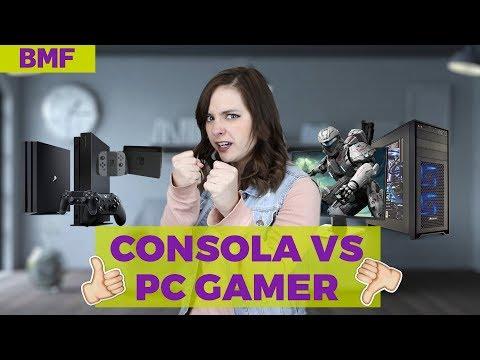 Consola VS PC Gamer - Lo bueno, lo malo y lo feo con @Dany_kino
