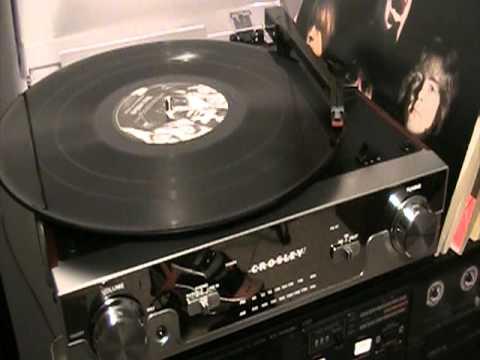 crosley - I love Vinyl!