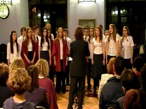 Bolton School's Joint Chamber Choir