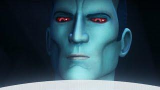 STAR WARS REBELS Season 3 Promo Enter Thrawn (HD) Animated Series HD by Joblo TV Trailers