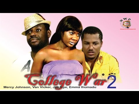 War Collage 2   - Nigerian Nollywood Movie
