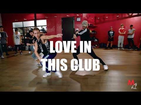 #SoundMoovz USHER - Love In This Club - Alexander Chung