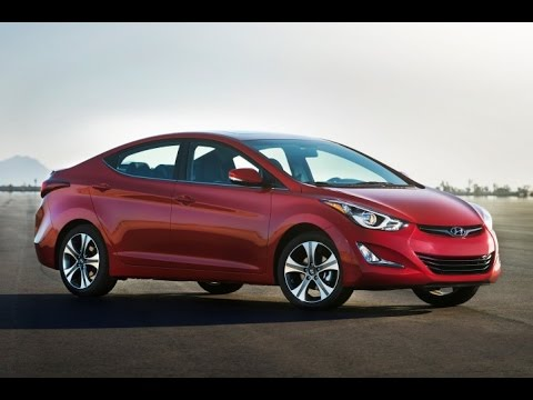 2016 Hyundai Elantra Start Up and Review 1.8 L 4-Cylinder