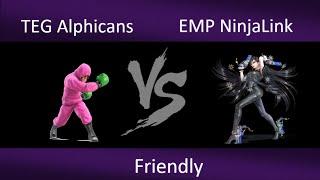 TEG Alphicans (Little Mac) vs EMP NinjaLink (Little Mac)