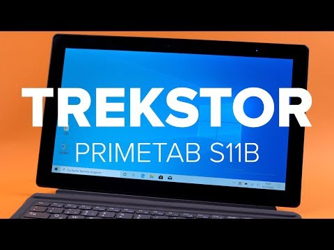 Trekstor Primetab S11B im Test: Ein günstiges Windows-Tablet | deutsch