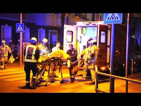 Wohnungsbrand in Neukölln – Feuerwehr rettet bewusstl ...