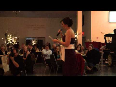 My sister's maid of honor speech - Taylor Swift