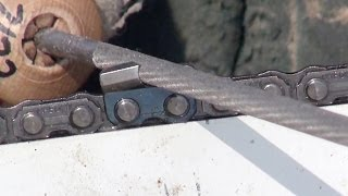When learning how to sharpen a chainsaw these 3 myths are often followed. I save you some time and get you a sharper chain on your saw if you follow these ch...
