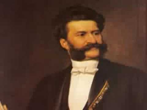Johann Strauss II - The Blue Danube Waltz