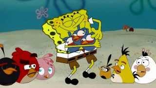spongebob angry pants