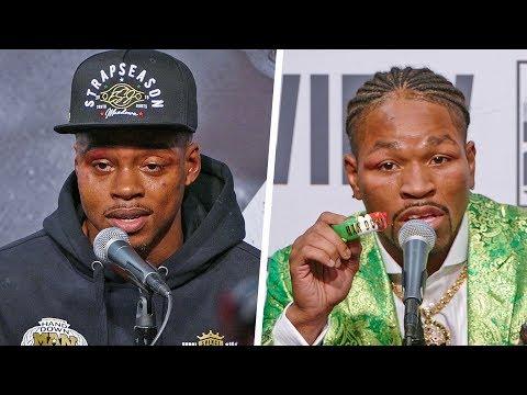 Errol Spence Jr vs. Shawn Porter FULL POST FIGHT PRESS CONFERENCE   Fox PBC Boxing