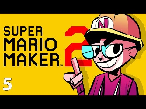 30 Year Old Boomer Plays - Super Mario Maker 2 - Episode 5 [Icy]
