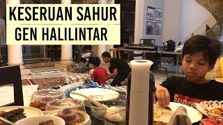 Video SAAIH BANGUNKAN SAHUR SIRAM AIR FATEH MUNTAZ & LOUD SPEAKER MP3, 3GP, MP4, WEBM, AVI, FLV Oktober 2018