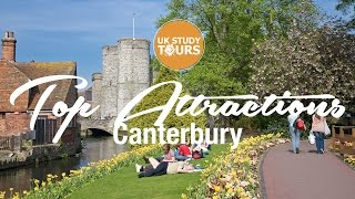 Canterbury United Kingdom  city images : Canterbury Top Attractions - UK Study Tours