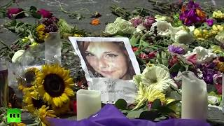 100s attend Heather Heyer memorial in Charlottesville
