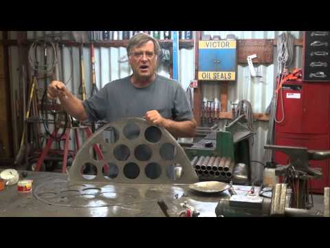 How to Cut Perfect Holes in Metal - Kevin Caron