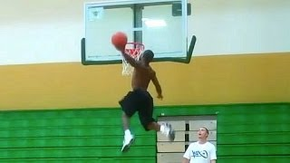 "Shortest Professional Dunker in the World! | 5'5"" Porter Maberry ""Whats Gravity"""