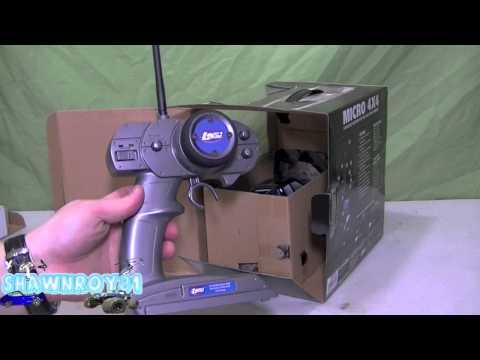 Losi 1/24 Micro 4X4 Trail Trekker Unboxing
