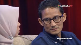 Download Video Kisah Cinta Sandiaga Uno - ROSI MP3 3GP MP4