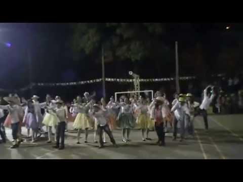 QUADRILHA CAMPEÃ- 2º FESTIVAL SIQUEIRA CAMPOS -PR