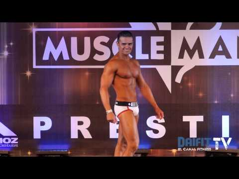 Mariano Dominguez gana Sport Model Classic - Musclemania Prestige 2013