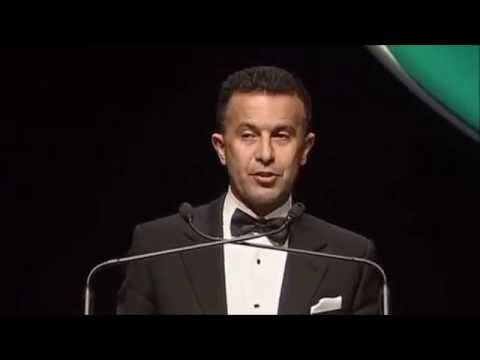 2013 Ethnic Business Awards Champion of Champions – Sponsor Speech – Michael Ebeid – CEO & Managing Director – SBS
