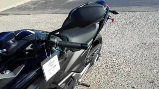 10. 2015 Honda NC700x dct Overview and Walk around