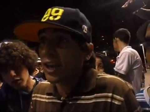 Freestyle Caracas Kechu, Akapellah, y otros..