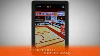 Basketball Games - 3D Frenzy YouTube video