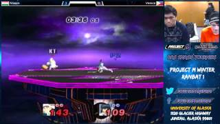 Juneau, Alaska First Winter Project M tournament (Youtube playlist)