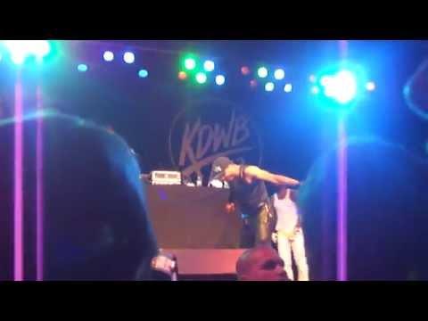 Jason Derulo's Dancers Battle KDWB Star Party 5/16/14